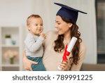 education  graduation and...   Shutterstock . vector #789991225