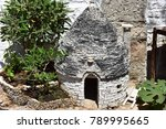 Small photo of Italy, Alberobello, UNESCO World Heritage Site since 1996 with its thousand trulli that sprout between steep streets. Thumbnail.