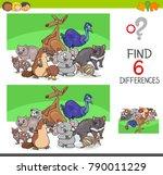 cartoon vector illustration of... | Shutterstock .eps vector #790011229