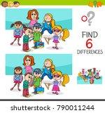 cartoon vector illustration of... | Shutterstock .eps vector #790011244