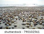 millions of multicolored  tiny... | Shutterstock . vector #790102561