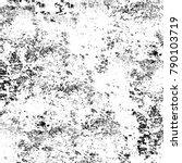 grunge black white. monochrome... | Shutterstock . vector #790103719