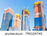 new york city  usa   october 27 ... | Shutterstock . vector #790104745