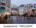aachen  germany   december 21 ...   Shutterstock . vector #790114294