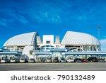 sochi  russia   december 12 ... | Shutterstock . vector #790132489