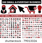 200 small   everyday business...