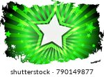 abstract festive background.... | Shutterstock .eps vector #790149877