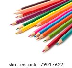 Colouring Crayon Pencils ...