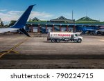 san andres island  colombia _... | Shutterstock . vector #790224715