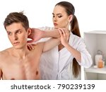 shoulder and neck massage for