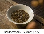china all kinds of tea | Shutterstock . vector #790243777