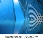 picture of urban landscape with ... | Shutterstock . vector #79026079