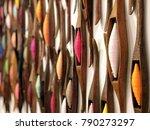 Thai Handicraft Wooden Weaving...