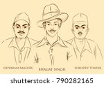 illustration of indian... | Shutterstock .eps vector #790282165