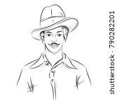 illustration of indian...   Shutterstock .eps vector #790282201