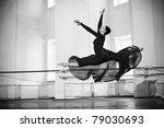 Training Ballerina