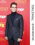 """Small photo of LOS ANGELES - JAN 8: Matt Bomer at the """"The Assassination of Gianni Versace: American Crime Story"""" Premiere Screening at the ArcLight Theater on January 8, 2018 in Los Angeles, CA"""