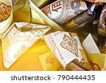 bangkok  january 8  2018... | Shutterstock . vector #790444435