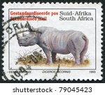 South Africa Circa 1993  A...