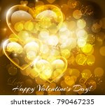 abstract image of the heart. ...   Shutterstock .eps vector #790467235