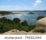 Santa Manza Gulf  Corsica...