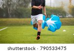soccer football endurance... | Shutterstock . vector #790533475