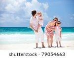 young beautiful caucasian... | Shutterstock . vector #79054663