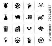 logo icons. vector collection...