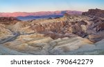 Small photo of Zabriskie Point in Death Valley National Park in California, United States