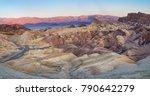 Zabriskie Point in Death Valley National Park in California, United States
