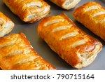 Freshly Baked Sausage Rolls...