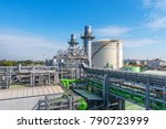 photo of power plant natural... | Shutterstock . vector #790723999