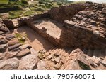 ruins of harappan civilization...