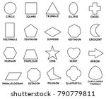 black and white cartoon...   Shutterstock .eps vector #790779811