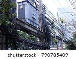 bangkok  thailand   january 09  ...   Shutterstock . vector #790785409