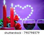 Romantic Decoration For...