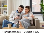 pregnancy  technology and... | Shutterstock . vector #790857127