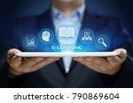 E Learning Education Internet...