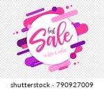 sale badge  logo  design   Shutterstock .eps vector #790927009