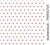 love vector pattern | Shutterstock .eps vector #790931725