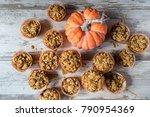 Pumpkin seed treats with...