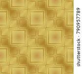 pink metallic regular seamless...   Shutterstock . vector #790957789