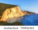 people swim in the sea at porto ... | Shutterstock . vector #790962361
