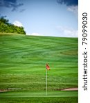 golf course | Shutterstock . vector #79099030
