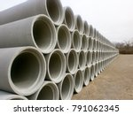 Small photo of RCP Concrete Pipe ASTM C76 AASHTO ACPA Elliptical Inspection Transportation DOT Approved Materials for Road and Bridge Construction M170 M206 M242 D-Load tested culvert pipe arches