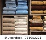 towel towel for bathroom and...   Shutterstock . vector #791063221