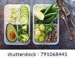Vegan Green Meal Prep...