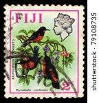 Fiji   Circa 1970  Stamp...