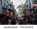 orlando  florida  november 30 ... | Shutterstock . vector #791125195