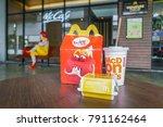 bangkok thailand   january 9... | Shutterstock . vector #791162464